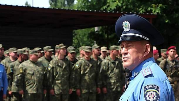 Віталій Гончаров недовго був головним поліцейським Миколаївщини
