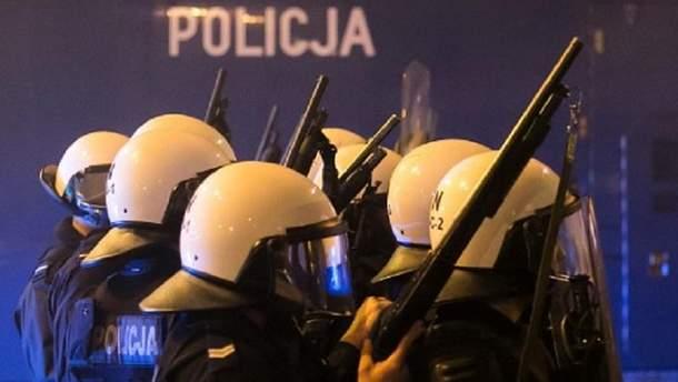 Польськая полиция