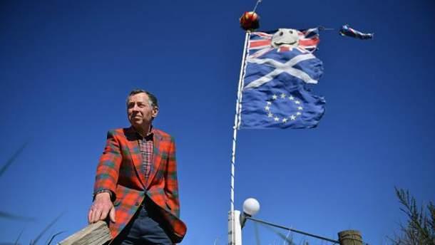 Шотландія хоче залишитись в ЄС
