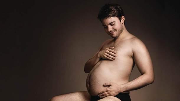 беременные мужчины фото