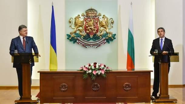 Визит Порошенко в Болгарии оказался продуктивным