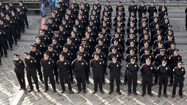 Новая полиция Украина