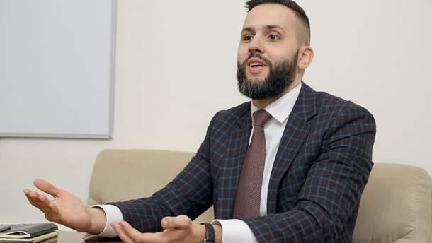 Максим Нефедов, заместитель министра экономики