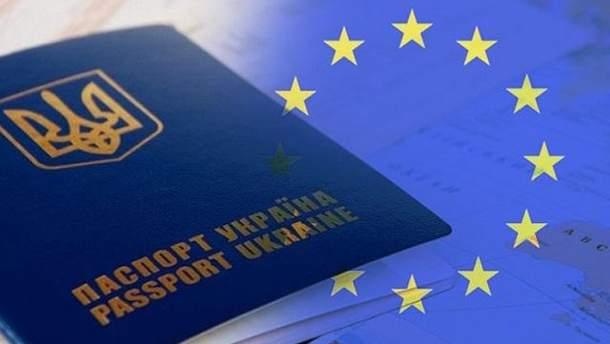 Безвизовым режим для украинцев