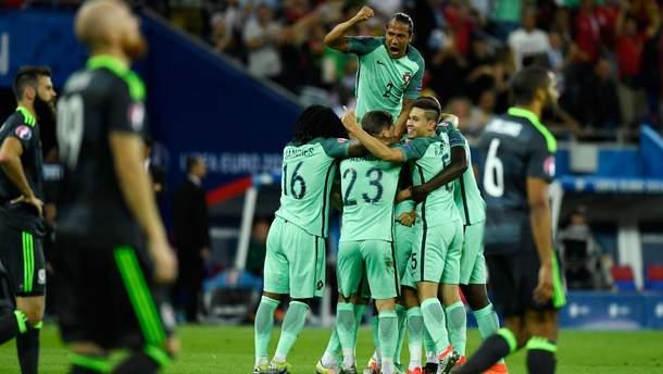 Португальцы торжествуют