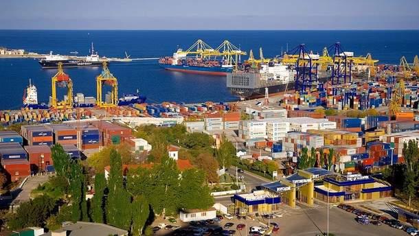 Ильичевский порт