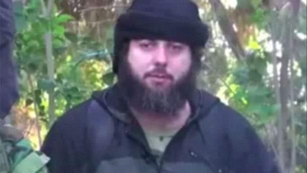 Терорист Ахмед Чатаєв