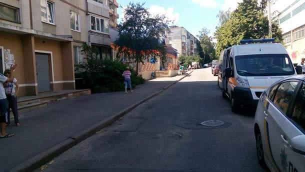 Ребенка похитили прямо среди улицы