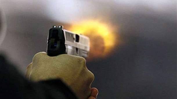 Резонансная стрельба на Луганщине