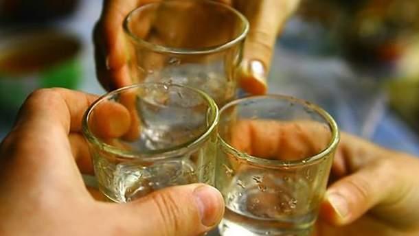 Алкоголя в армии не место!