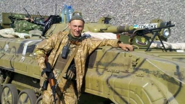 Иван Ступак погиб в январе 2015-го от пули снайпера