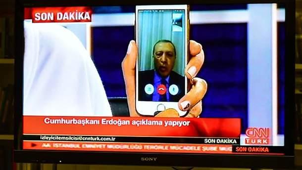 Реджеп Таїп Ердоган