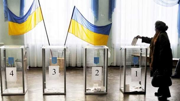 Промежуточные выборы в ВР