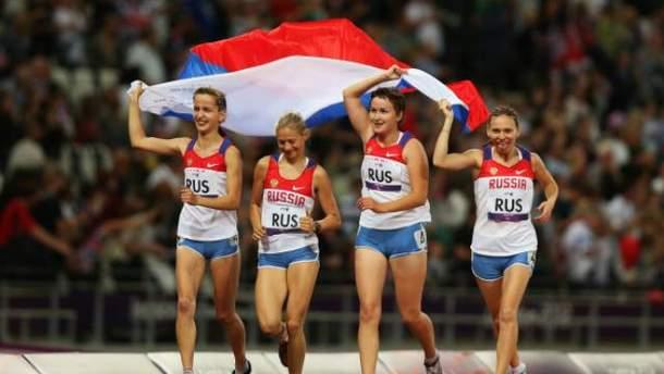 Российских спортсменов призывают вернуть медали