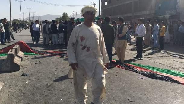 Теракт в Кабуле унес жизни 61 человека