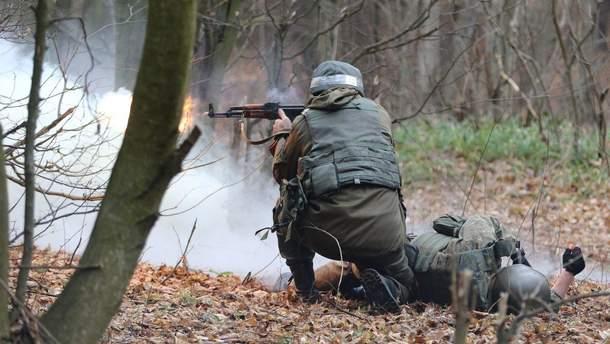 Військові навчання ЗСУ