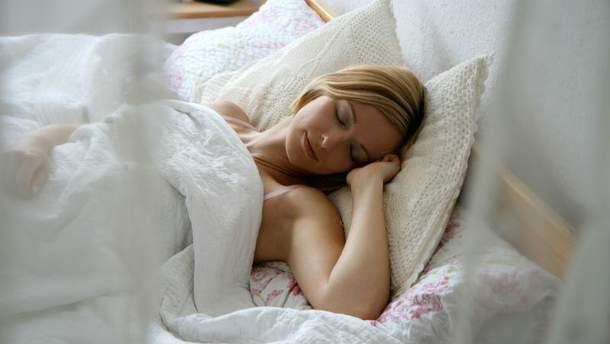 Як спати міцно навіть у спеку