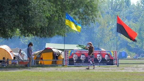 """Фестиваль українського духу """"Бандерштат"""", або """"Не музикою єдиною"""". Що чекає на відвідувачів"""