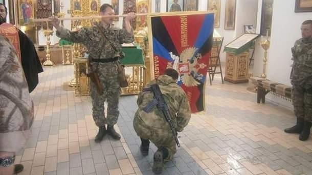 Вірні УПЦ МП не вірять у російську агресію на Донбасі, попри присутність там росіян