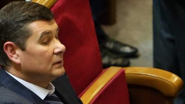 Онищенко вже давно втік з України