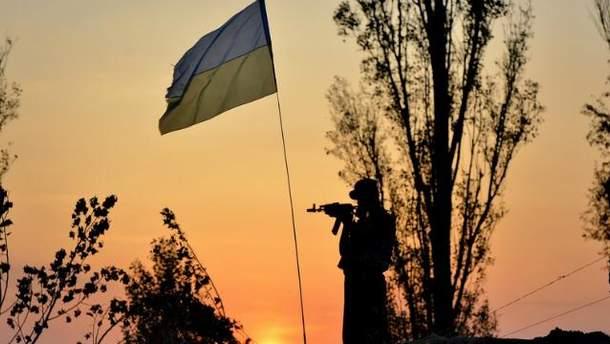 За прошедшие сутки не погиб ни один украинский воин