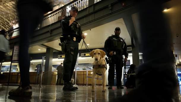 Загроза терористичної атаки на Центральному вокзалі Вашингтона