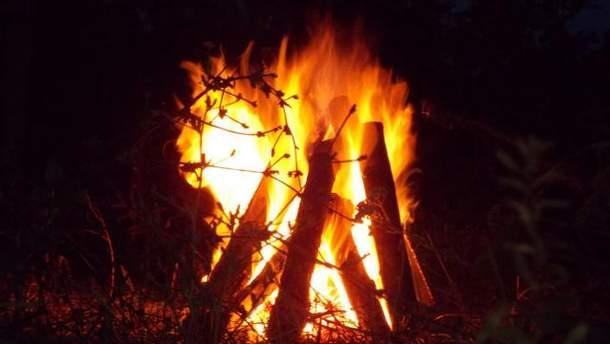 Вогнище