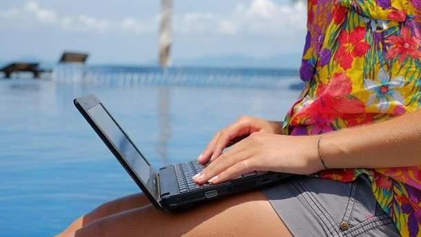 У подорожах відпочинок можна поєднувати з роботою