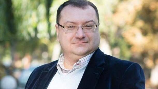 Адвокат Юрій Грабовський