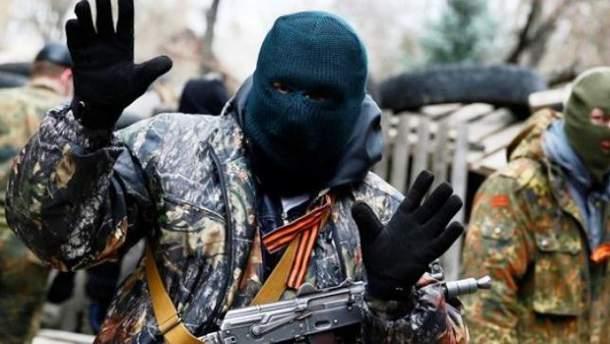 Бойовики втікають на підконтрольні Україні території