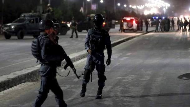 Афганські сили безпеки