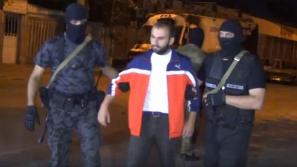 Як здавались радикали у Єревані
