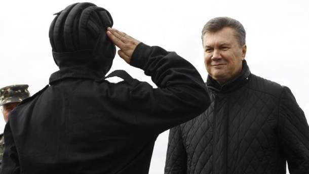 """Приспешники Януковича дали ему """"нацистское"""" прозвище"""