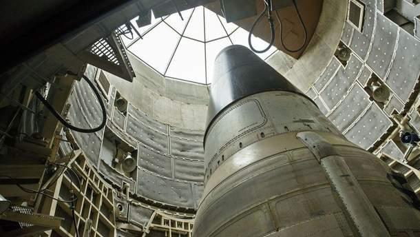 Ядерна ракета