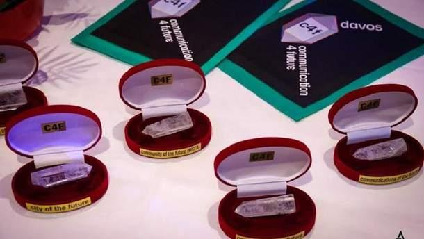 нагороди C4F Davos Awards