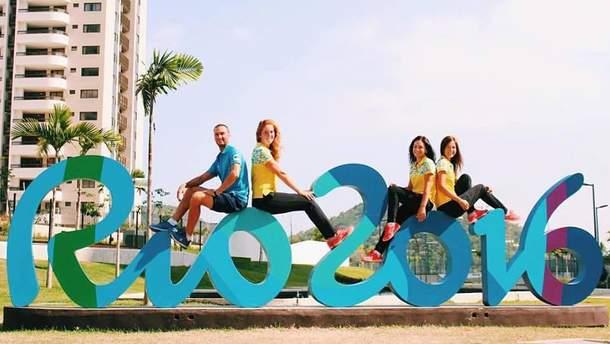 Українці на Олімпіаді