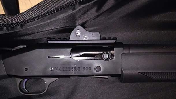 Рушниця злочинця