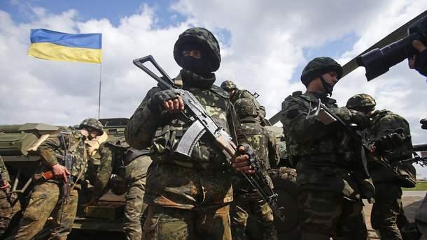 Українські військові повідомлені про можливі атаки противника