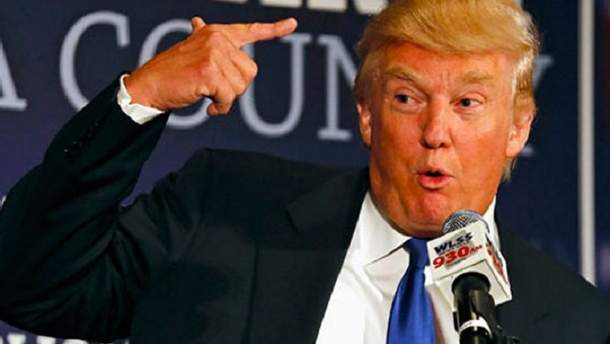 "Дональд Трамп – американська ""куля в лоб"""