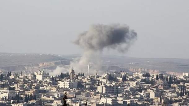 Россия готова и дальше наносить авиаудары по населению Сирии