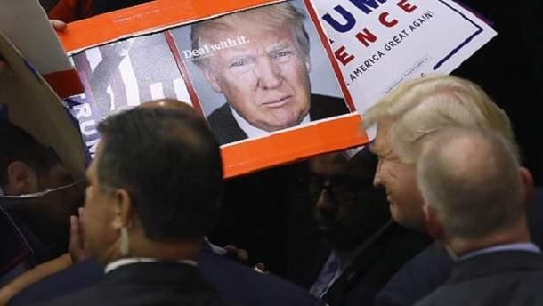 Предвыборная кампания Трампа