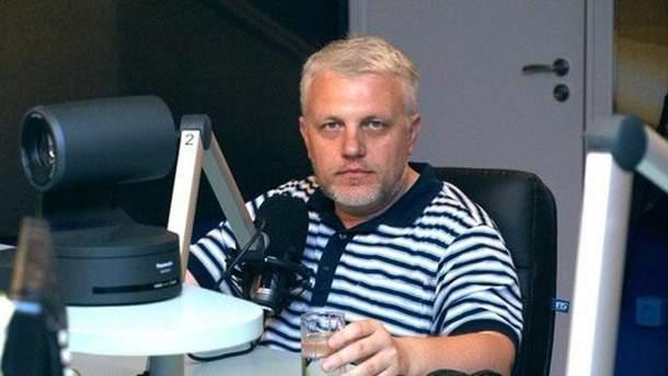 Павло Шеремет