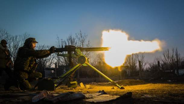 Мирне населення та військові були обстріляні 71 раз