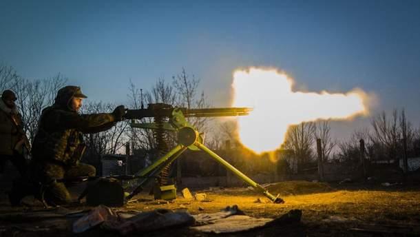 Мирное население и военные были обстреляны 71 раз