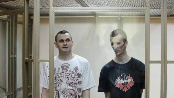 Олег Сенцов, Александр Кольченко