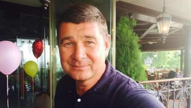 Онищенко розповів про свій побут