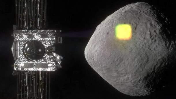 Астероїд Бенну