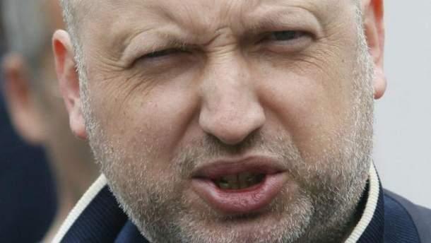 Оклад Турчинова - 18 тысяч гривен