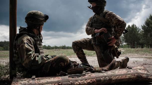 Бригады быстрого реагирования Нацгвардии Украины