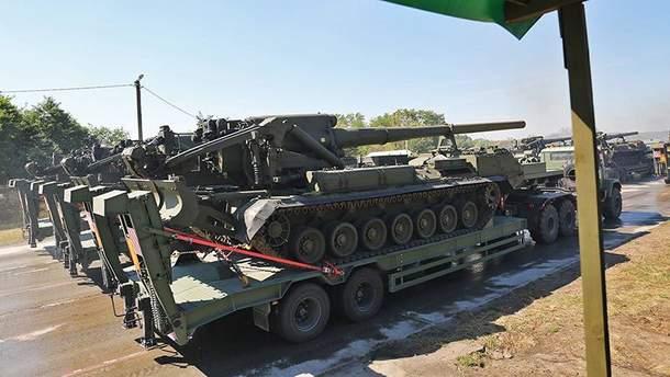 Военная техника, которую покажут на параде ко Дню Независимости